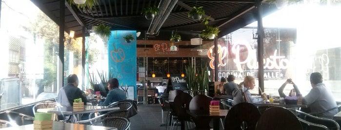 El Puesto Cocina de Calle is one of restaurantes que visitar.