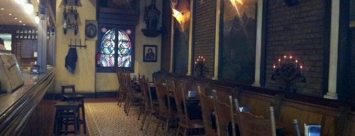 El Convento Café Cervecería is one of pintxos.