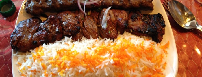 King Kabob is one of Dallas Halal Eats.