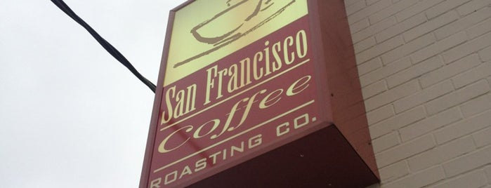San Francisco Coffee Roasting Co is one of Robert'in Beğendiği Mekanlar.