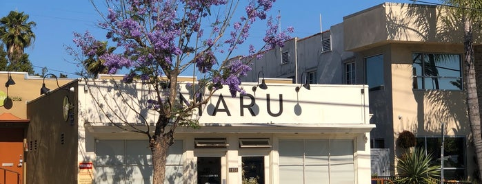 Maru Coffee is one of Try LA.