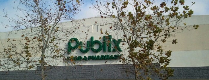 Publix is one of Locais curtidos por N.