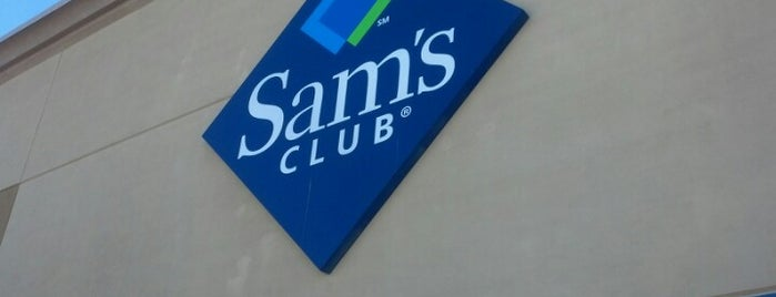 Sam's Club is one of AT&T Spotlight on Tampa Bay, FL.