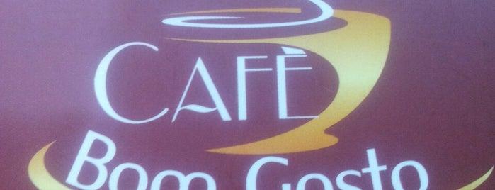 Café Bom Gosto is one of Locais salvos de Marsel.