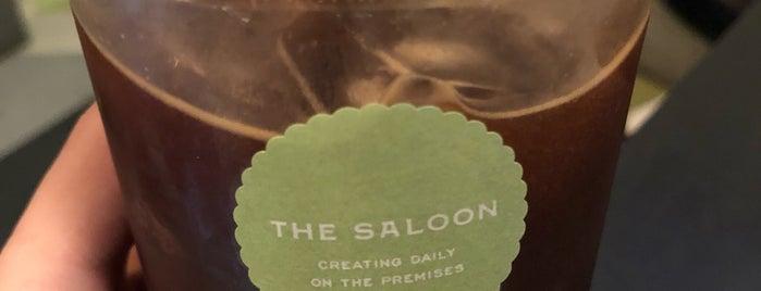 THE SALOON is one of ウーバーイーツで食べたみせ.