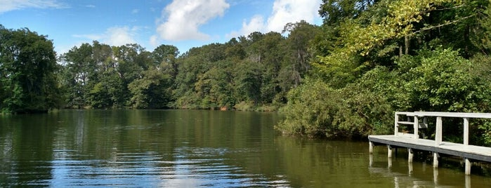 Alabama River Lakes- Holy Ground Battlefield Park is one of National Recreation Areas.