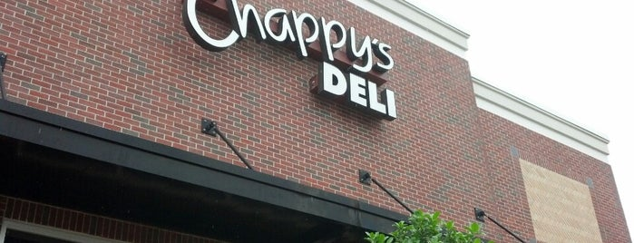 Chappy's Deli is one of ALABAMA.