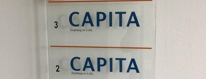 CAPITA (ehemals 3C Dialog) is one of NEIGHBORHOOD.