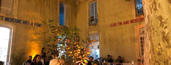 Restaurant Le Violette is one of Avignon.