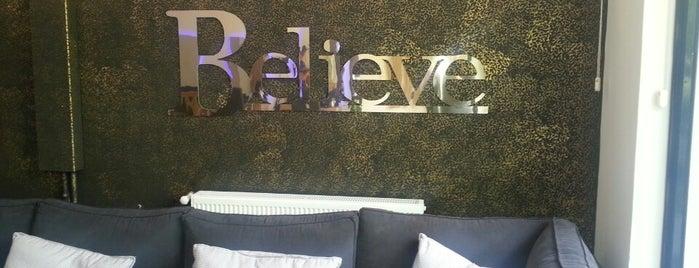 Believe is one of Locais salvos de Halit.