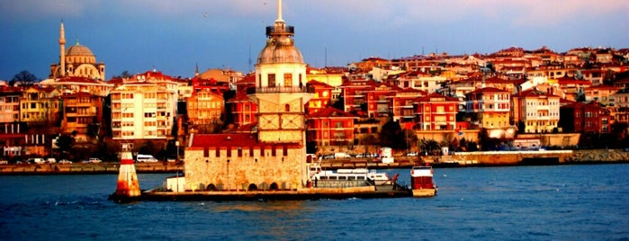 Torre de la Doncella is one of Amazing Istanbul.