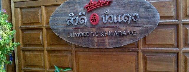 Lumdee Te Khuadang is one of 치앙마이.