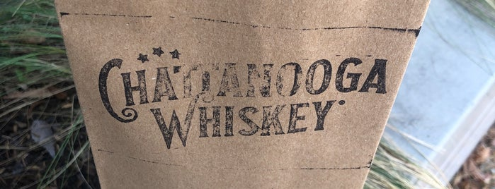 Chattanooga Whiskey Experimental Distillery is one of Chattanooga.
