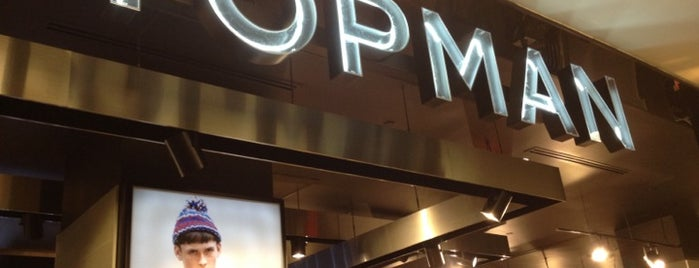 Topman is one of TORONTO.