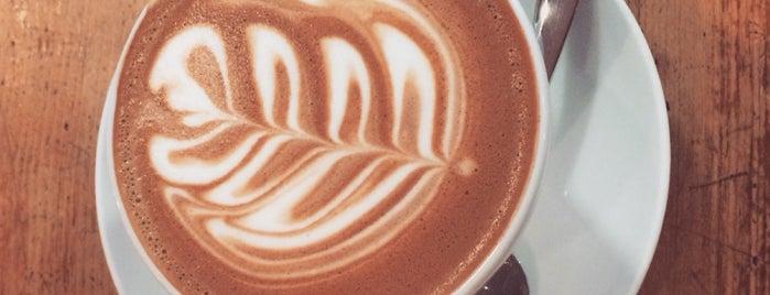 Brew Lab Coffee is one of Orte, die Sam gefallen.