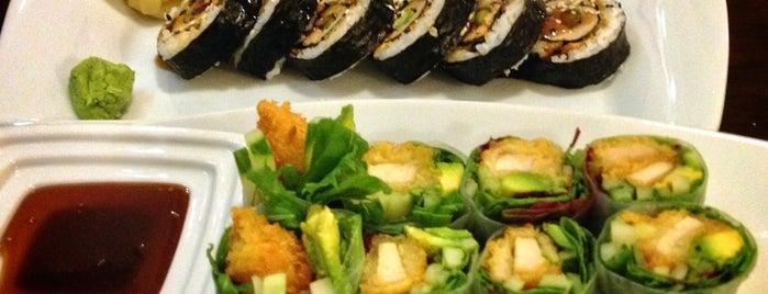 Koko Sushi is one of Dagligdagstips: Mest fra Ydre 2200 +Ydre 2100.