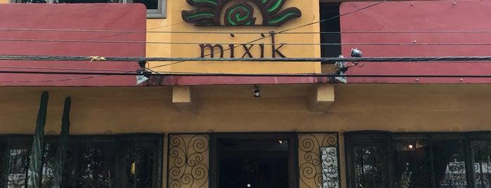 mixik is one of Tulum 2018.