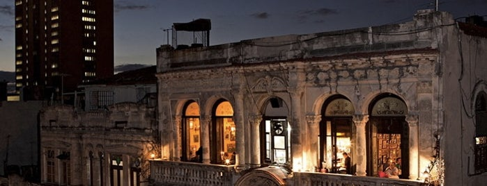 Paladar La Guarida is one of CUBA THINGS TO DO.
