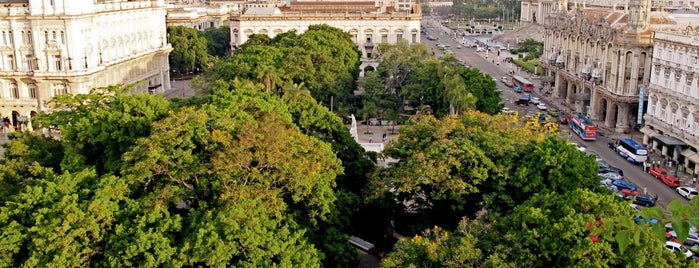 Parque Central is one of Cuba.