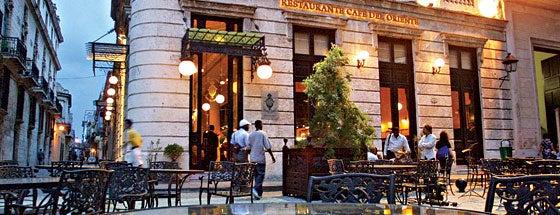 Café del Oriente is one of CUBA i.