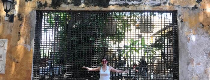 Museu Histórico de Cartagena is one of Locais curtidos por Daniel.