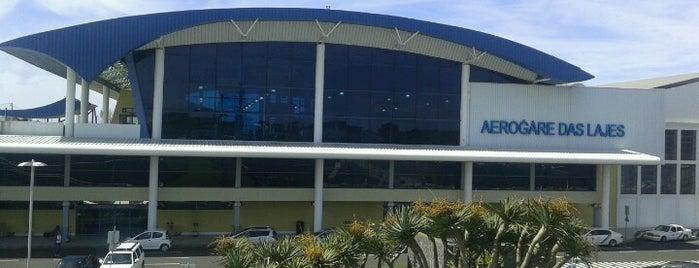 Aeroporto Internacional das Lajes (TER) is one of My airports.