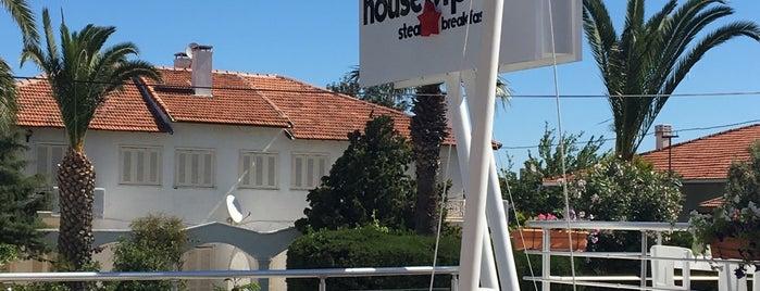 House Of Pizza Steak & Burger is one of Çeşme.