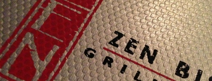 Zen Bistro Grill + Sushi is one of Tampa / St. Pete.
