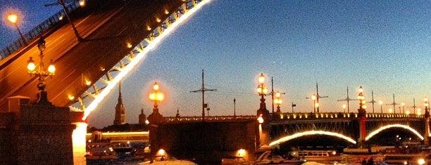 Trinity Bridge is one of DONE.