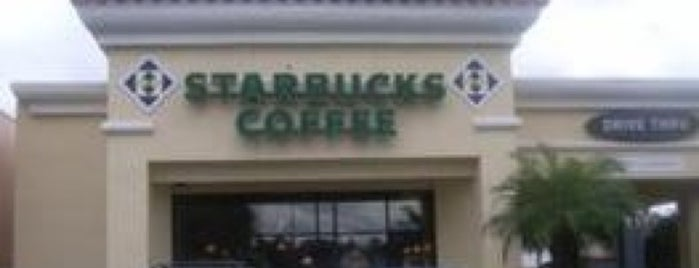 Starbucks is one of Orlando/Winter Park.