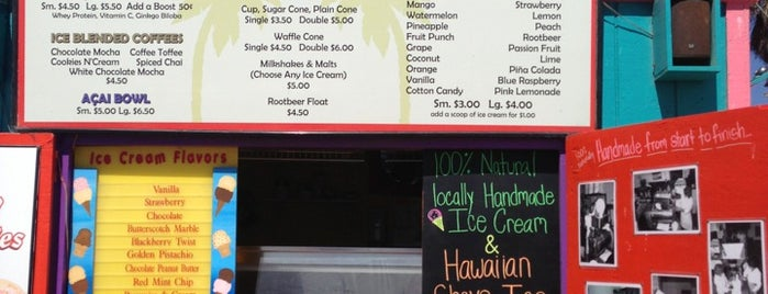 Big Kahuna's Homemade Ice Cream is one of SoCal Screams for Ice Cream!.