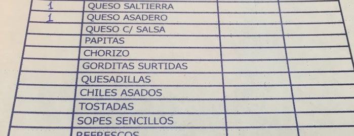 Gorditas Samborn's III is one of Locais curtidos por Sergio.