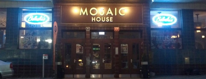 Mosaic House is one of Tiziana 님이 저장한 장소.