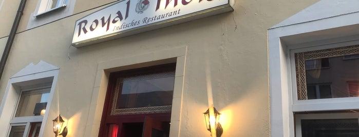 Royal India Restaurant is one of Hans'ın Kaydettiği Mekanlar.