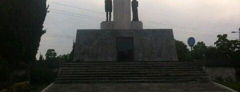 Monumento Hermanos Serdán is one of Lugares favoritos de David.