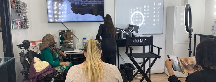 Makeup Classes NYC - Nina Mua is one of Things to Do in NYC.