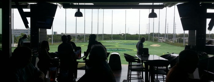 Topgolf is one of Best of ATX.