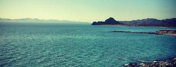 Bahía de Kino is one of Lugares historicos en mi vida.