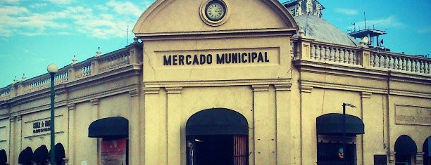 Mercado Municipal is one of Fernanda 님이 좋아한 장소.
