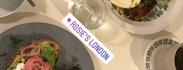 Rosie's is one of Orte, die Johannes gefallen.