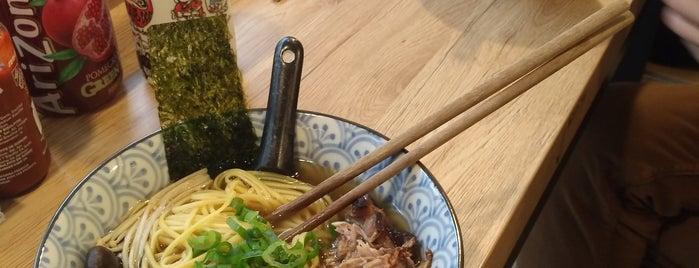 SHŌYU is one of food.