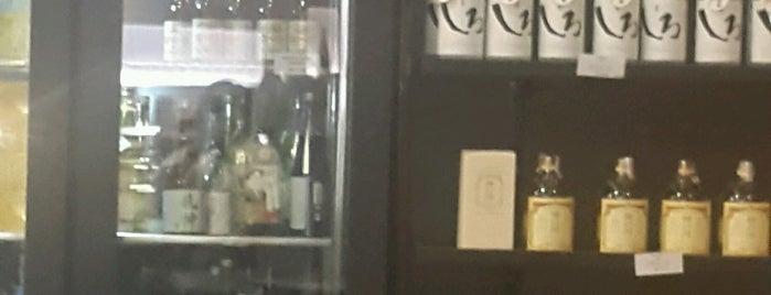 Kazu Sake Emporium is one of veja 2012.