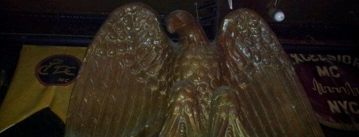 The Boston Eagle is one of Boston.