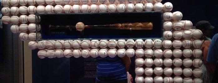 Kansas City Royals Hall of Fame is one of Tempat yang Disukai Marcus.