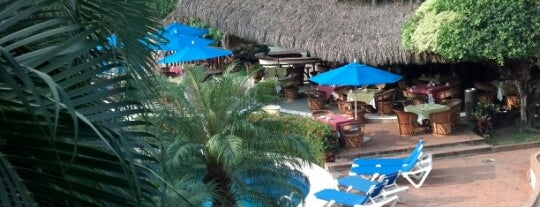 Hacienda Hotel & Spa is one of Puerto Vallarta Hotels.