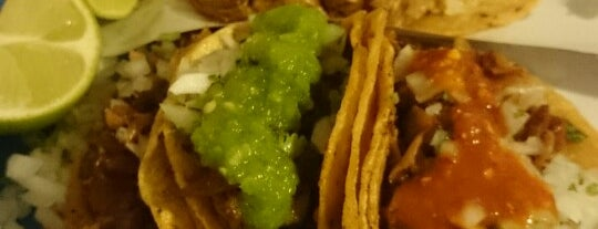Tacos Panfilo is one of Comida.