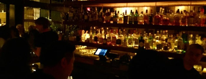 Bar Goto is one of NYC - Cocktail Bars.