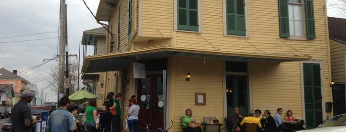 Cake Cafe & Bakery is one of Offbeat's favorite New Orleans restaurants.