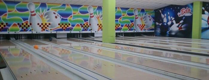 Bella Bowling is one of Locais curtidos por Cledson #timbetalab SDV.