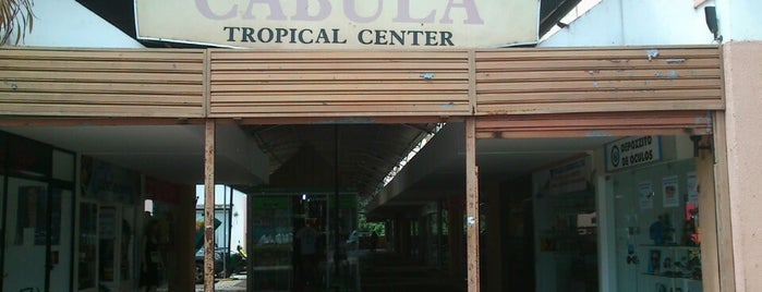 Cabula Tropical Center is one of VAMOS LA.....